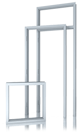 Commerical Metal Door Frames