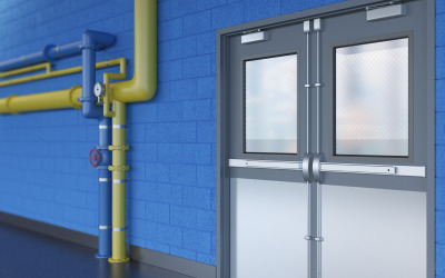 Why Use Commercial Steel Doors?