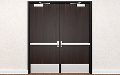 Factory Order Solid Core Architectural Wood Doors