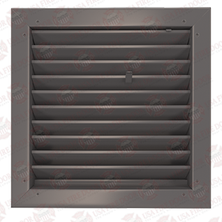 1900 Series Steel Fire Rated Louver Door Insert