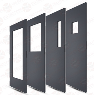 Attractive Commercial Metal Doors