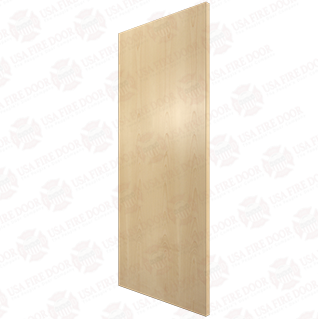 Rotary White Birch Commercial Wood Doors