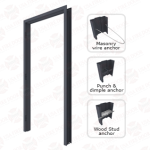 4000-Series-16ga-Flush-Mount-Steel-Door-Frames