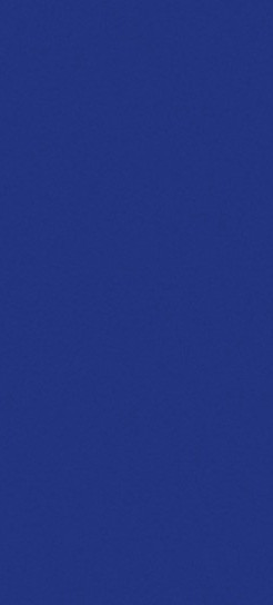 D417-60 Lapis Blue Plastic Laminate Commercial Wood Doors, Matte Finish