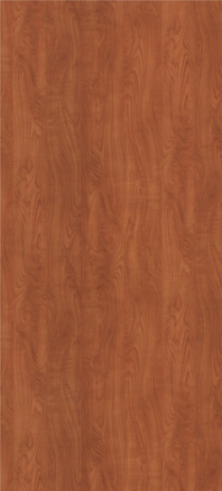 Wold Cherry Plastic Laminate Solid Core Wood Door