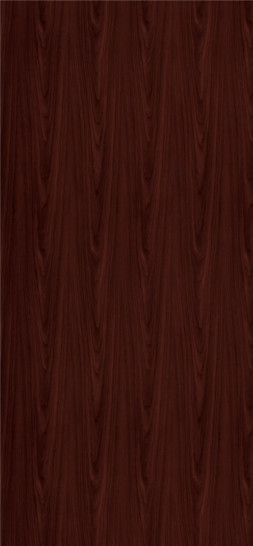 Empire Mahogany Plastic Laminate Doors, Textured Glass Finish with Aeon