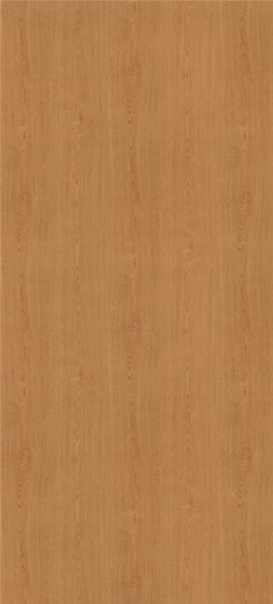 7816-60 Solar Oak Plastic Laminate Solid Core Wood Doors, Matte Finish