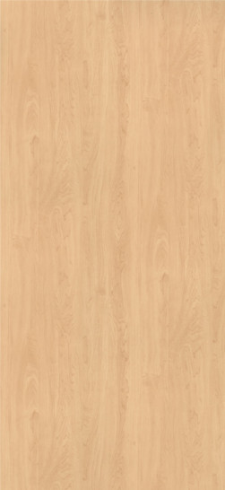 10776-60 Kensington Maple Plastic Laminate Solid Core Wood Doors, Matte Finish
