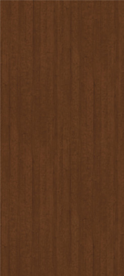 7935K-07 Shaker Cherry Plastic Laminate Doors, Textured Gloss Finish With Aeon