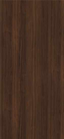 7943K-07 Colombian-Walnut Plastic Laminate Doors, Textured Gloss Finish With Aeon