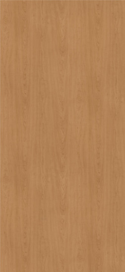 7953-38 Harvest Maple Plastic Laminate Solid Core Wood Doors, Fine Velvet Texture
