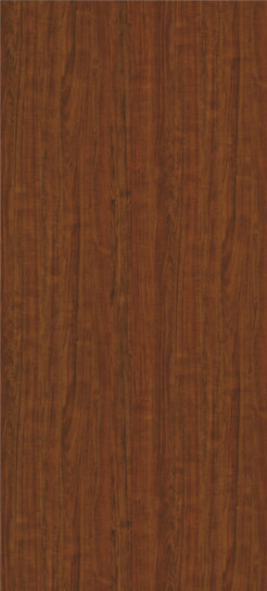 7957K-78 Zanzibar Plastic Laminate Doors, Fine Grain Finish With Aeon