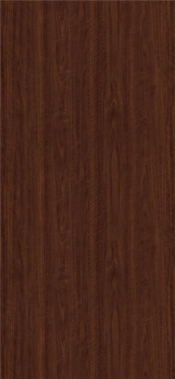 7959K-78 Hampton Walnut Plastic Laminate Doors, Fine Grain Finish With Aeon