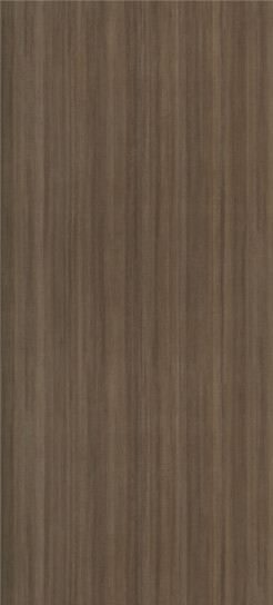7960K-18 Studio Teak Plastic Laminate Doors, Linearity Finish With Aeon