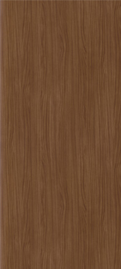 7965K-12 Walnut Heights Plastic Laminate Doors, Soft Grain Finish With Aeon