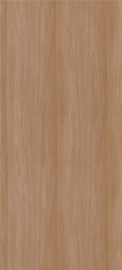 7971K-12 Uptown Walnut Plastic Laminate Doors, Soft Grain Finish With Aeon