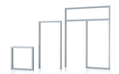 Hollow Metal Frames Overview