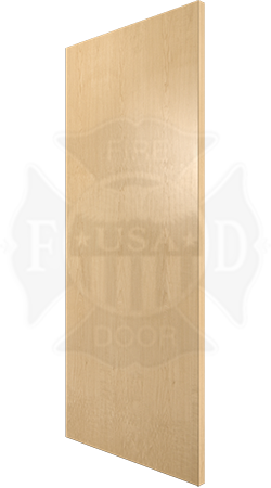 Commercial solid maple door white maple interior door for Solid wood interior doors white