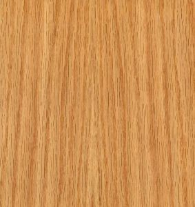 Red Oak Wood Door Clear
