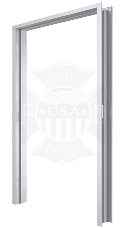 Clear Anodized Amp Interior Aluminum Door Frames Usa Fire Door
