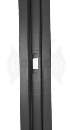 Black Timely Door Frame Prefinished Steel Door Frames