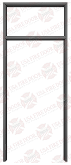 Custom-Black-Anodized-Door-Frame-1