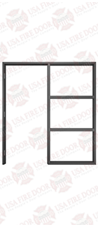 Custom-Black-Anodized-Door-Frame-3