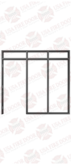 Custom-Black-Anodized-Door-Frame-8