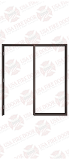 Custom-Bronze-Anodized-Door-Frame-2