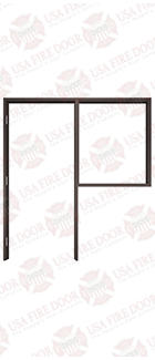 Custom-Bronze-Anodized-Door-Frame-4