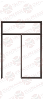 Custom-Bronze-Anodized-Door-Frame-7