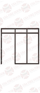 Custom Aluminum Door Frame 8-1