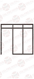 Custom-Bronze-Anodized-Door-Frame-8