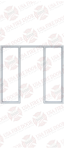 Custom Steel Door Frame 4-7