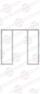 Custom Steel Door Frame 4-2