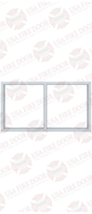 Custom Aluminum Door Frame 6-1