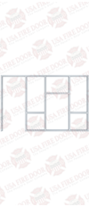Custom Steel Door Frame 7-5