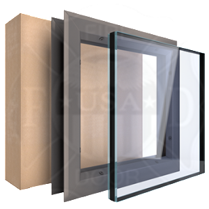 Fire Rated Insulated Glass Pack