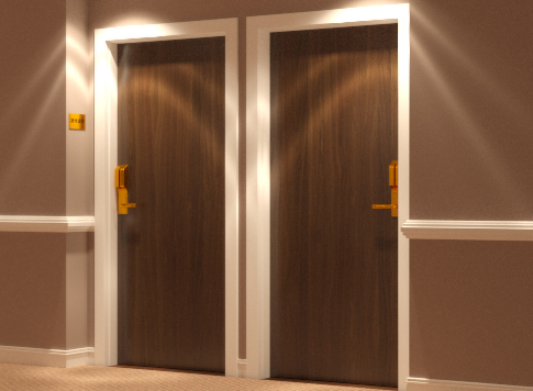 An Overview of Commercial Wood Doors