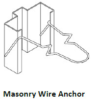 Masonry Wire Anchor