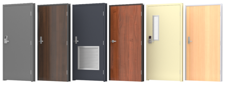 Commercial Metal Door Pricing : Commercial steel doors prices entry