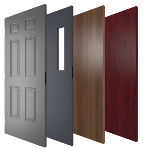 Wood & Steel Doors for Commercial Use