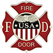 usa fire door