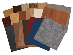 HPL Plastic Laminate Commercial Wood Doors