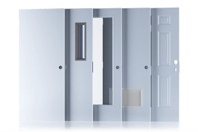 Model 1 Hollow Metal & Insulated Steel Doors