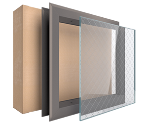 Window and Louver Inserts